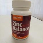 アトピー肌のひび割れを修復する、iHerb の銅入り亜鉛サプリ Zinc Balance